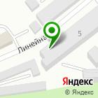 Местоположение компании КОМПАНИЯ РАССВЕТ