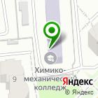 Местоположение компании Владимирский химико-механический колледж