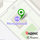 Местоположение компании Молодежный