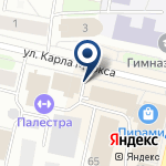Компания МедСоцЭксперт на карте