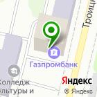 Местоположение компании КирпичСтальПром