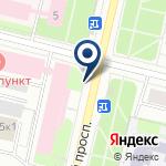 Компания Архангельская городская клиническая поликлиника №1 на карте