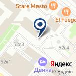 Компания СОЭКС-Архангельск на карте