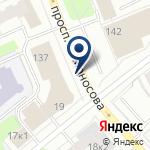 Компания Архангельское общество оценщиков на карте