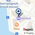 Компания БКС на карте