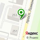 Местоположение компании Биолам