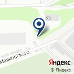 Компания Техномор на карте