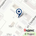Компания СТРОЙКОМПЛЕКС ПЛЮС на карте