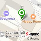 Местоположение компании МИНЬОН