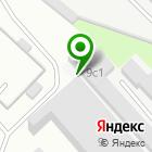 Местоположение компании ТЕХКОМ