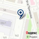 Компания АрхГруз-Перевозки на карте