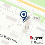 Компания СИТИСОФТ на карте