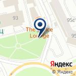 Компания ИНИТ на карте