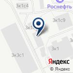 Компания Архподшипник на карте