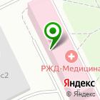 Местоположение компании ЛДЦ МИБС-Архангельск