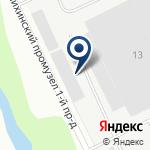 Компания 1Platforma на карте