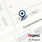 Компания КирпичСтальПром на карте