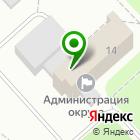 Местоположение компании Мировые судьи г. Архангельска