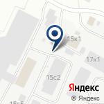 Компания ФОРВАРД-М на карте