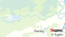 Гостиницы города Брыкин Бор на карте