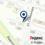 Компания NOVIKOV на карте