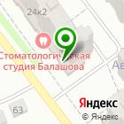 Местоположение компании Ситилаб-Иваново
