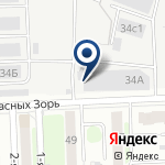 Компания РефТранс на карте