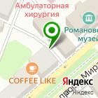 Местоположение компании ФинЭксперт