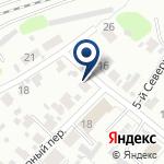 Компания Областная проектная контора, ЗАО на карте