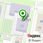 Местоположение компании Ивановский колледж легкой промышленности