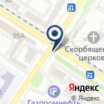 Компания ПроСтрой на карте