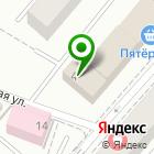 Местоположение компании Учти-Профи