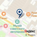 Компания Иллюминатор на карте