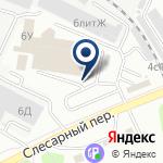 Компания ВК-Строй на карте