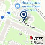 Компания Вираж-продукт на карте