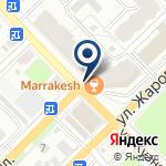 Компания Веб-студия на карте