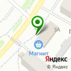 Местоположение компании ЮлияМебель