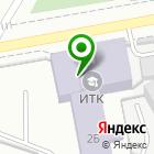 Местоположение компании Ивановский технический колледж