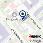 Компания Thisislogic на карте