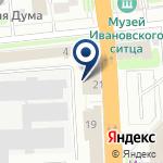Компания Интеллектуальные навигационные системы на карте