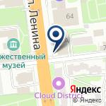 Компания Юлмарт на карте