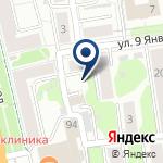 Компания Геопроект на карте