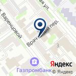 Компания Берег-Иваново на карте