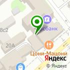 Местоположение компании МиСтас