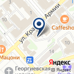Компания Антураж на карте