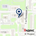 Компания Центр управления в кризисных ситуациях главного управления МЧС России по Ивановской области, ФГУ на карте