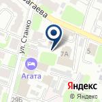 Компания ЯрМАЗ на карте