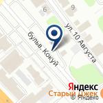 Компания ГЕМОТЕСТ на карте