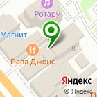 Местоположение компании Krasapeta