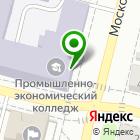 Местоположение компании Ивановский промышленно-экономический колледж